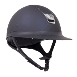KASK MISS SHIELD SHADWOMATT / 5 SWAROVSKI